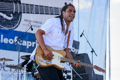 10-07-2016 - Kenny Neal Band - King Biscuit Blues Festival #48