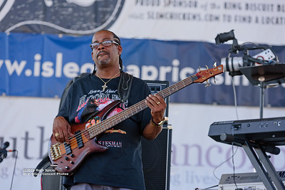 10-07-2016 - Kenny Neal Band - King Biscuit Blues Festival #42