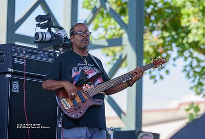 10-07-2016 - Kenny Neal Band - King Biscuit Blues Festival #45