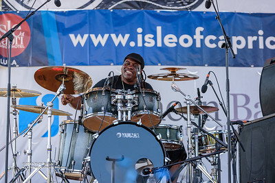 10-07-2016 - Kenny Neal Band - King Biscuit Blues Festival #53