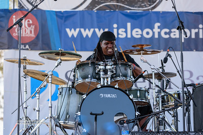 10-07-2016 - Kenny Neal Band - King Biscuit Blues Festival #24
