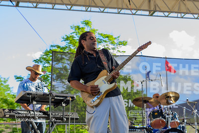 04-10-2016 - Kenny Neal & The Neal Family - Tribute to Raful Neal - Baton Rouge Blues Festival #1