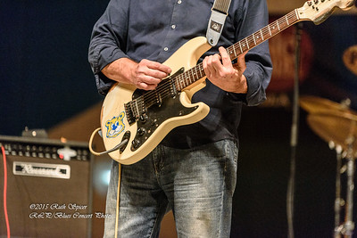 10-07-2015 - Blues Jam - King Biscuit Blues Festival #43
