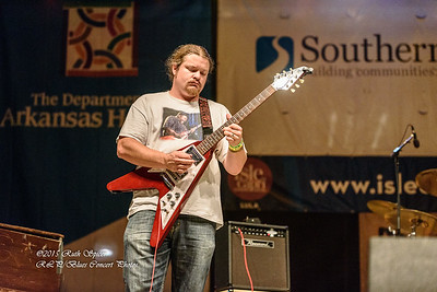 10-07-2015 - Blues Jam - King Biscuit Blues Festival #39