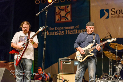 10-07-2015 - Blues Jam - King Biscuit Blues Festival #42