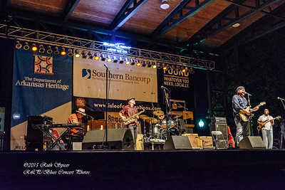 10-07-2015 - Blues Jam - King Biscuit Blues Festival #14