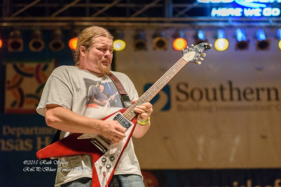 10-07-2015 - Blues Jam - King Biscuit Blues Festival #54