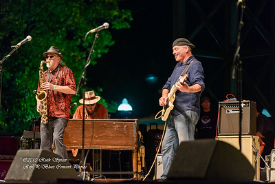 10-07-2015 - Blues Jam - King Biscuit Blues Festival #20