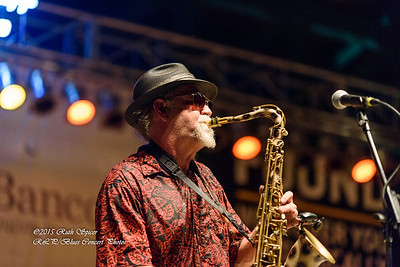 10-07-2015 - Blues Jam - King Biscuit Blues Festival #12