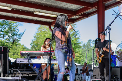 09-24-2016 - Leslie Blackshear Smith Band - BBHF #23