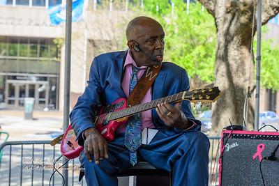 04-10-2016 - Leo Bud Welch - Baton Rouge Blues Festival #1