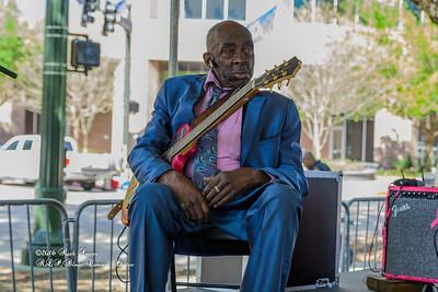 04-10-2016 - Leo Bud Welch - Baton Rouge Blues Festival #3
