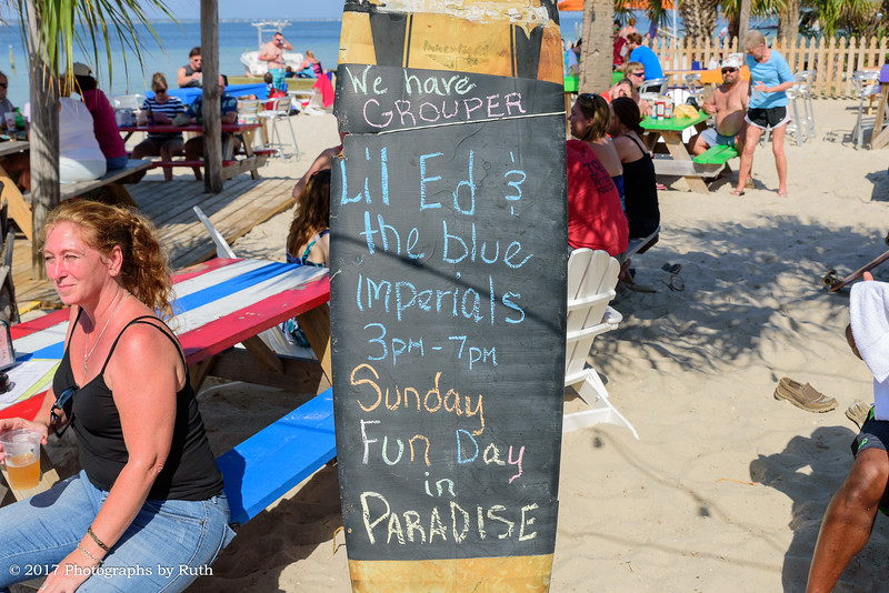 03-26-2017 - Lil' Ed & The Blues Imperials - Paradise Bar & Grill #1
