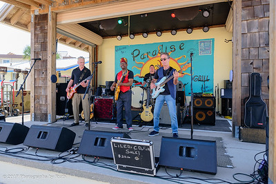 03-26-2017 - Lil' Ed & The Blues Imperials - Paradise Bar & Grill #2
