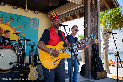 03-26-2017 - Lil' Ed & The Blues Imperials - Paradise Bar & Grill #5