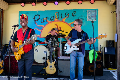 03-26-2017 - Lil' Ed & The Blues Imperials - Paradise Bar & Grill #19