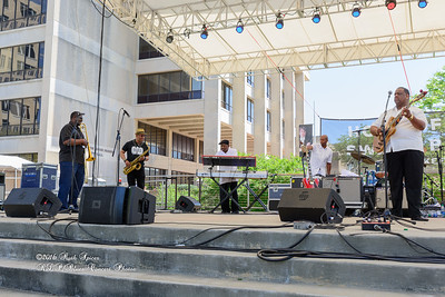 04-10-2016 - Lil' Ray Neal - Baton Rouge Blues Festival #2