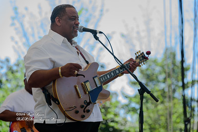 04-10-2016 - Lil' Ray Neal - Baton Rouge Blues Festival #42