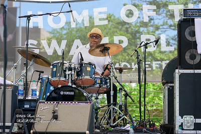04-10-2016 - Lil' Ray Neal - Baton Rouge Blues Festival #26