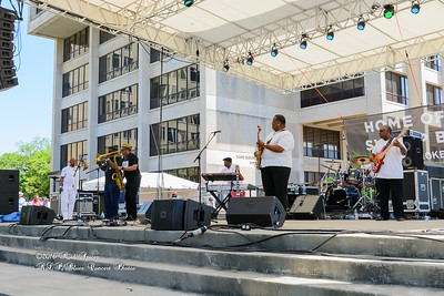 04-10-2016 - Lil' Ray Neal - Baton Rouge Blues Festival #17