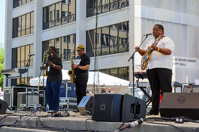 04-10-2016 - Lil' Ray Neal - Baton Rouge Blues Festival #10