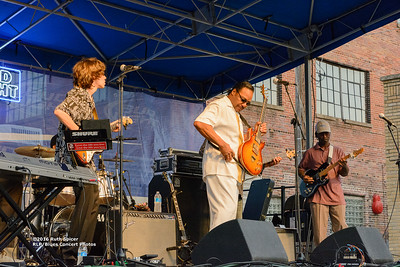 10-07-2016 - Lonnie Shields Band - King Biscuit Blues Festival #10