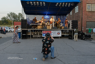 10-07-2016 - Lonnie Shields Band - King Biscuit Blues Festival #14