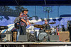 10-08-2016 - Mac Arnold & Plate Full O' Blues - King Biscuit Blues Festival #23