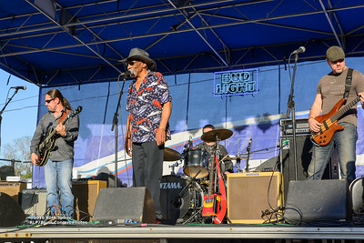 10-08-2016 - Mac Arnold & Plate Full O' Blues - King Biscuit Blues Festival #6