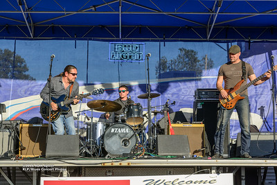 10-08-2016 - Mac Arnold & Plate Full O' Blues - King Biscuit Blues Festival #4