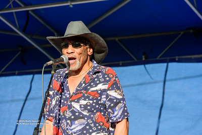 10-08-2016 - Mac Arnold & Plate Full O' Blues - King Biscuit Blues Festival #26