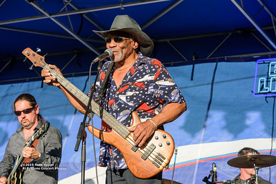 10-08-2016 - Mac Arnold & Plate Full O' Blues - King Biscuit Blues Festival #33