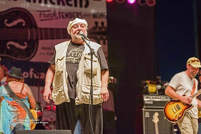 10-05-2016 - Michael Burks Memorial Blues Jam - King Biscuit Blues Festival #18