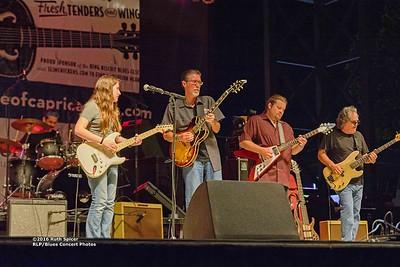 10-05-2016 - Michael Burks Memorial Blues Jam - King Biscuit Blues Festival #24