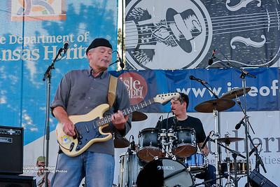 10-05-2016 - Michael Burks Memorial Blues Jam - King Biscuit Blues Festival #8