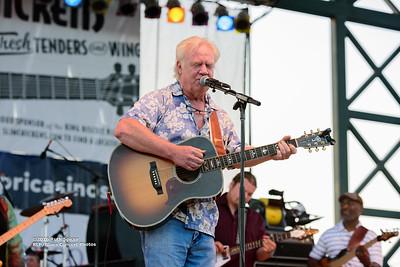 10-05-2016 - Michael Burks Memorial Blues Jam - King Biscuit Blues Festival #10