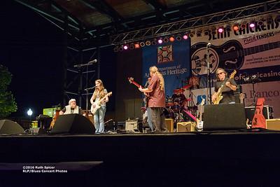 10-05-2016 - Michael Burks Memorial Blues Jam - King Biscuit Blues Festival #23