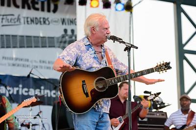 10-05-2016 - Michael Burks Memorial Blues Jam - King Biscuit Blues Festival #9