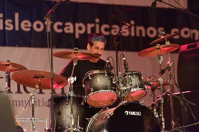 10-05-2016 - Michael Burks Memorial Blues Jam - King Biscuit Blues Festival #27