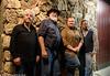 03-25-2017 - Taylor Made Blues Band Group Photo - Blues Tavern - WM #7