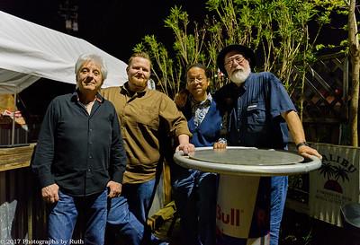 03-25-2017 - Taylor Made Blues Band Group Photo - Blues Tavern - WM #5