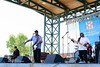 10-07-2016 - Mike Wheeler Band - King Biscuit Blues Festival #3