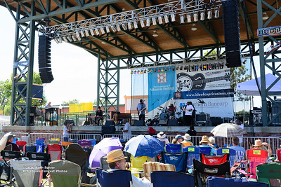 10-07-2016 - Mike Wheeler Band - King Biscuit Blues Festival #7