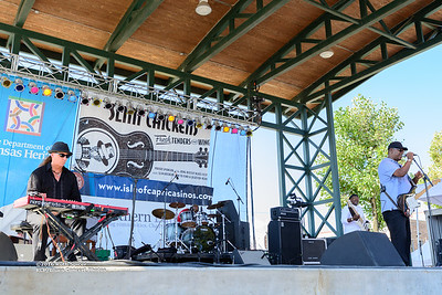 10-07-2016 - Mike Wheeler Band - King Biscuit Blues Festival #2