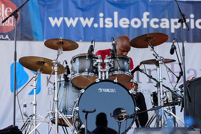 10-07-2016 - Mike Wheeler Band - King Biscuit Blues Festival #35