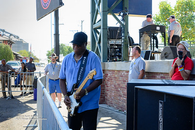 10-07-2016 - Mike Wheeler Band - King Biscuit Blues Festival #11