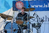 10-07-2016 - Mike Zito & The Wheel with Bob Margolin - King Biscuit Blues Festival #8