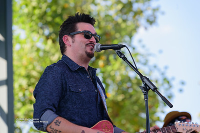 10-07-2016 - Mike Zito & The Wheel - King Biscuit Blues Festival #28