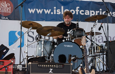 10-07-2016 - Mike Zito & The Wheel - King Biscuit Blues Festival #31
