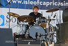 10-07-2016 - Mike Zito & The Wheel with Bob Margolin - King Biscuit Blues Festival #16